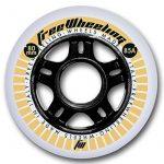 4-Pack Roues de roller Race 80mm 85A 1117383 de la marque FreeWheeling TOP 4 image 0 produit