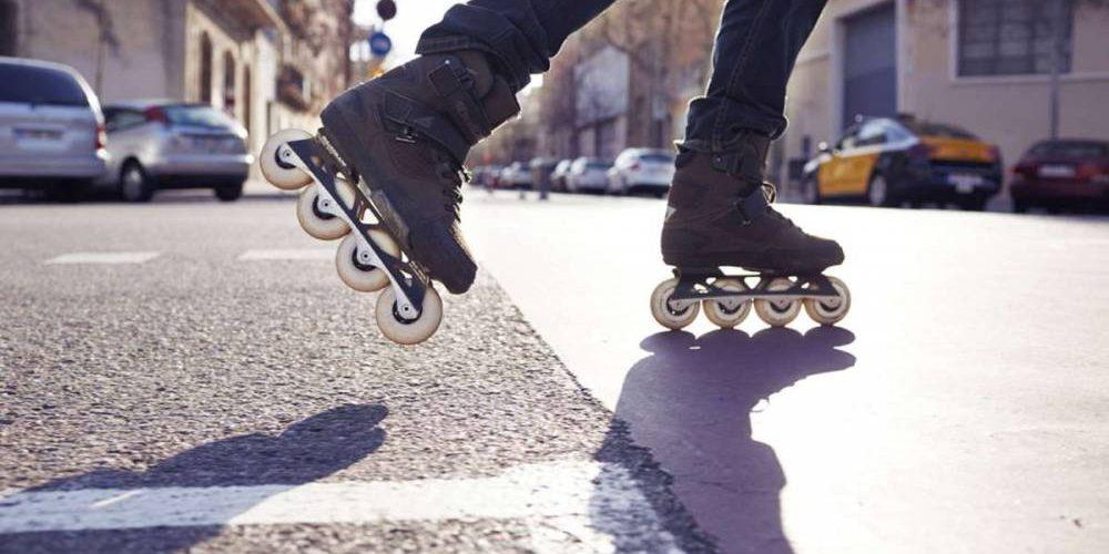 Débuter au roller street : comment choisir son patin agressif ? principale