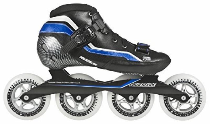 Powerslide R2 Speed Paire de patins de vitesse noir Noir de la marque Powerslide TOP 5 image 0 produit