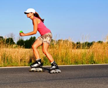 Roller femme, comment trouver patin à son pied ? principale