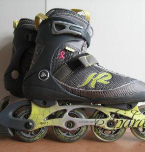 Roller K2, l'innovation au service de tous les patineurs principale