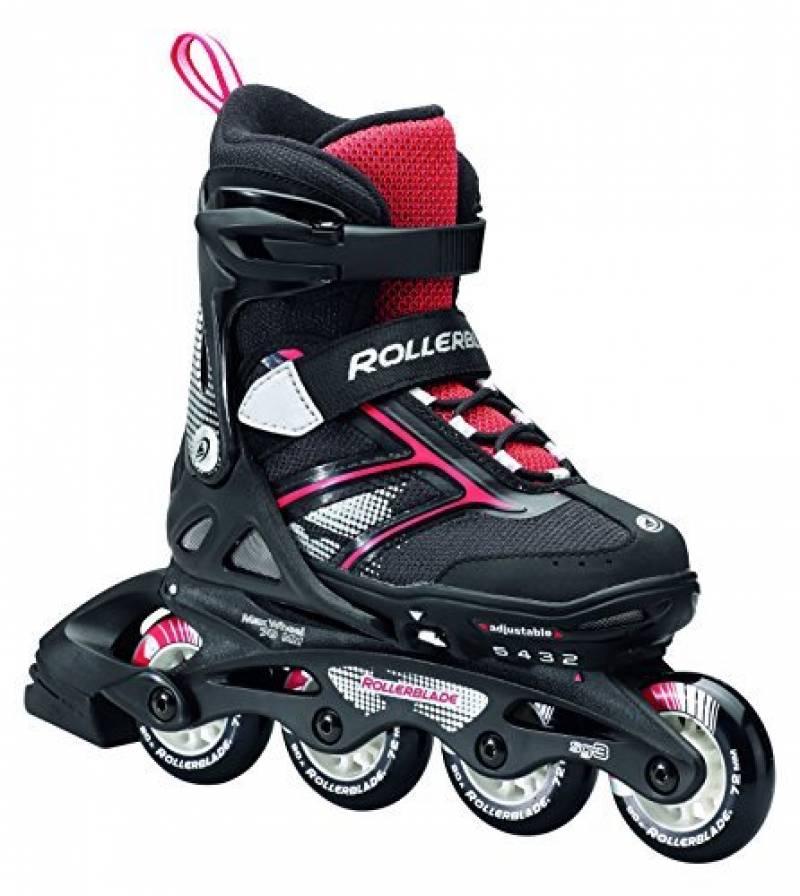 Rollerblade roller enfant spitfire jr 16 noir rougeRollerblade de la marque Rollerblade TOP 6 image 0 produit