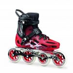 Rollerblade roller vitesse maxxum 100 2016 rouge noirRollerblade de la marque Rollerblade TOP 3 image 0 produit