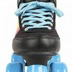 Rookie Forever Rainbow V2Patins à 4roulettes, unisexe, enfants de la marque Rookie TOP 3 image 2 produit