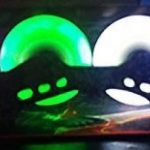 samoa Lot de 4 LED Flash coloré brillant Rollers en ligne de roue avec arc-en-ciel Flash 90 un Roues de skate, roller Skating pour transmission de freinage Seba TOP 3 image 4 produit