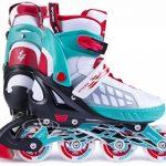 Spokey Freestyle Rollers ajustables Skate Rollers pour enfant Inliner Roller–kinderin Liner roadi de la marque Spokey TOP 4 image 0 produit