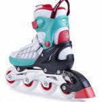 Spokey Freestyle Rollers ajustables Skate Rollers pour enfant Inliner Roller–kinderin Liner roadi de la marque Spokey TOP 4 image 1 produit