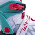 Spokey Freestyle Rollers ajustables Skate Rollers pour enfant Inliner Roller–kinderin Liner roadi de la marque Spokey TOP 4 image 2 produit