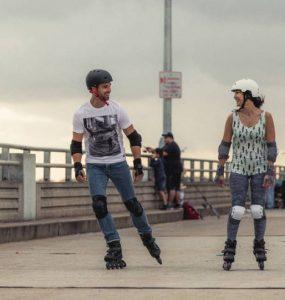 Débuter au roller freeride, conseils pour choisir son patin principale