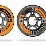 K2 - Roues pour rollers en ligne de la marque K2 TOP 6 image 0 produit