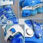 Rollers pour Enfants - lot de protection complet - taille ajustable - 3 couleurs au choix de la marque Chao Ku TOP 3 image 1 produit